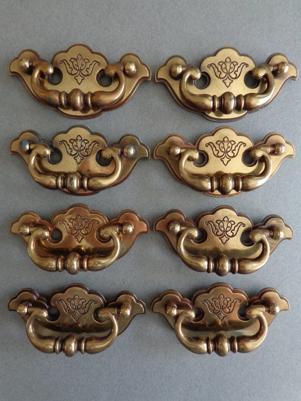 Keeler Brass Co Traditional Cabinet Dresser Drawer Pulls