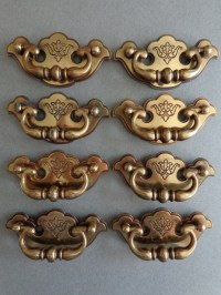 Keeler Brass Co Traditional Cabinet Dresser Drawer Pulls