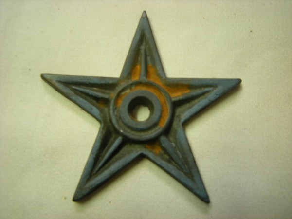 Cast Iron Star-texas Star-wall Decor-wall