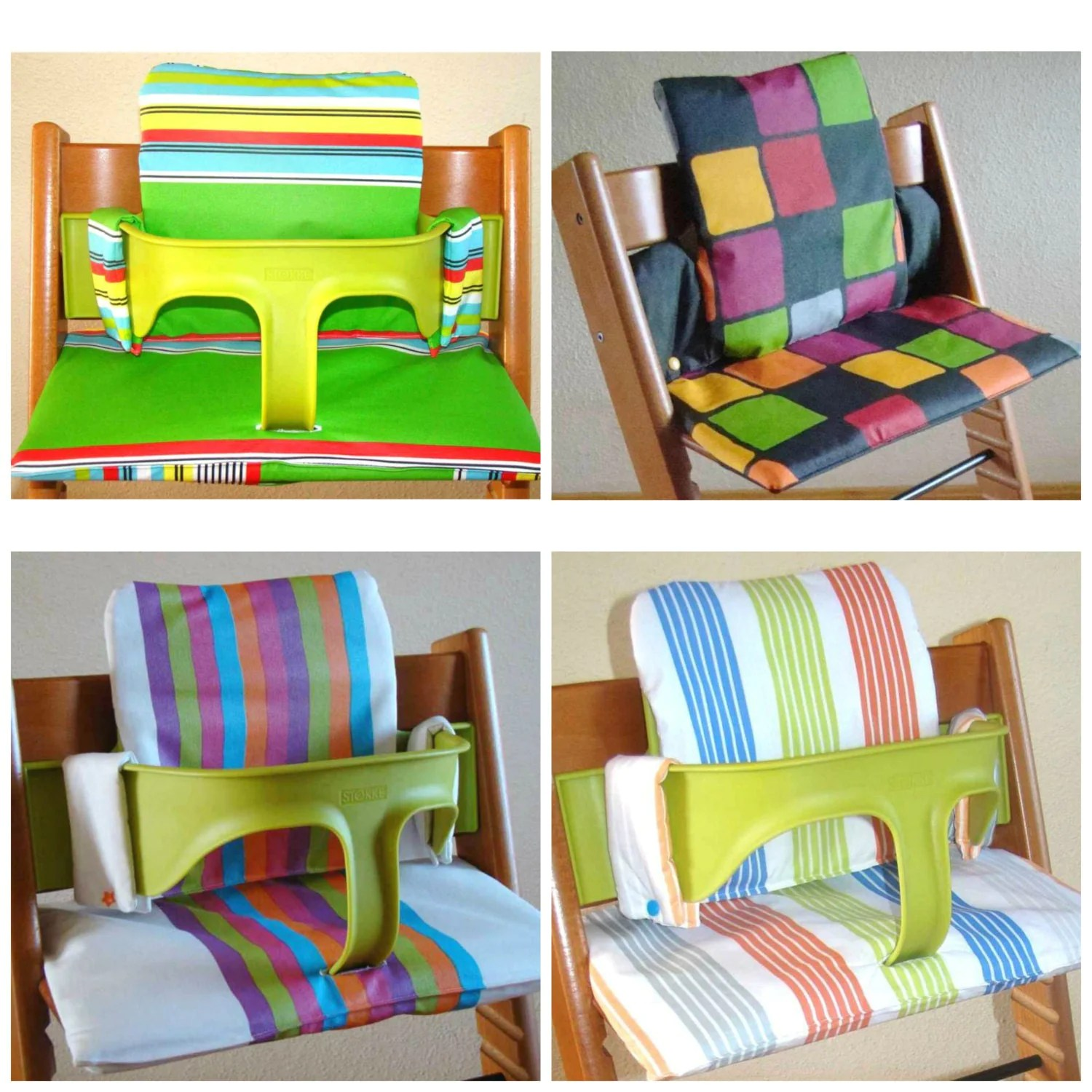 stokke high chair cushion sewing pattern back beach chairs australia tripp trapp set pdf