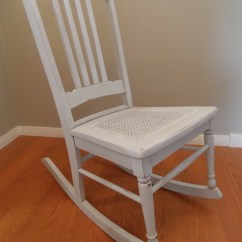 Antique Cane Chairs Kids Table And Chair Set Sale Wood Vintage Rocking Seat