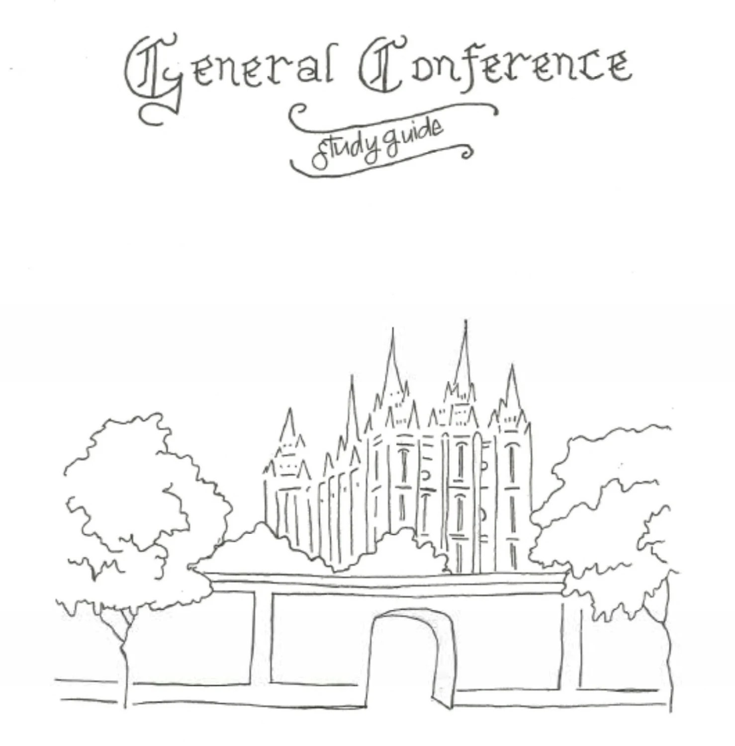 Items similar to The Perfect Place To Start LDS General