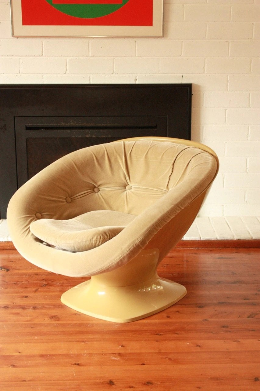 1970s SEBEL Tub chair Design Team Tillberg