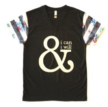 I Can & I Will T-Shirt Adult