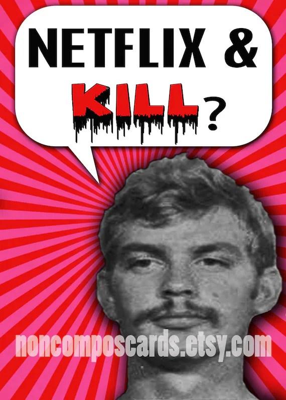 Jeffrey Dahmer Valentine Love Card Serial Killer