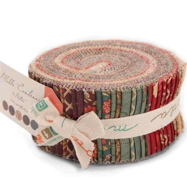 Jelly Roll by 3 Sisters Fabric