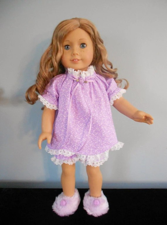 American Girl Baby Doll Pajamas