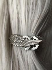 steampunk wedding wing