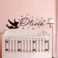Girl Name Wall Decal Wall Decals Nursery For Girls by