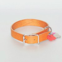 Leather Dog Collars Cute Dog Collars Custom Pet by