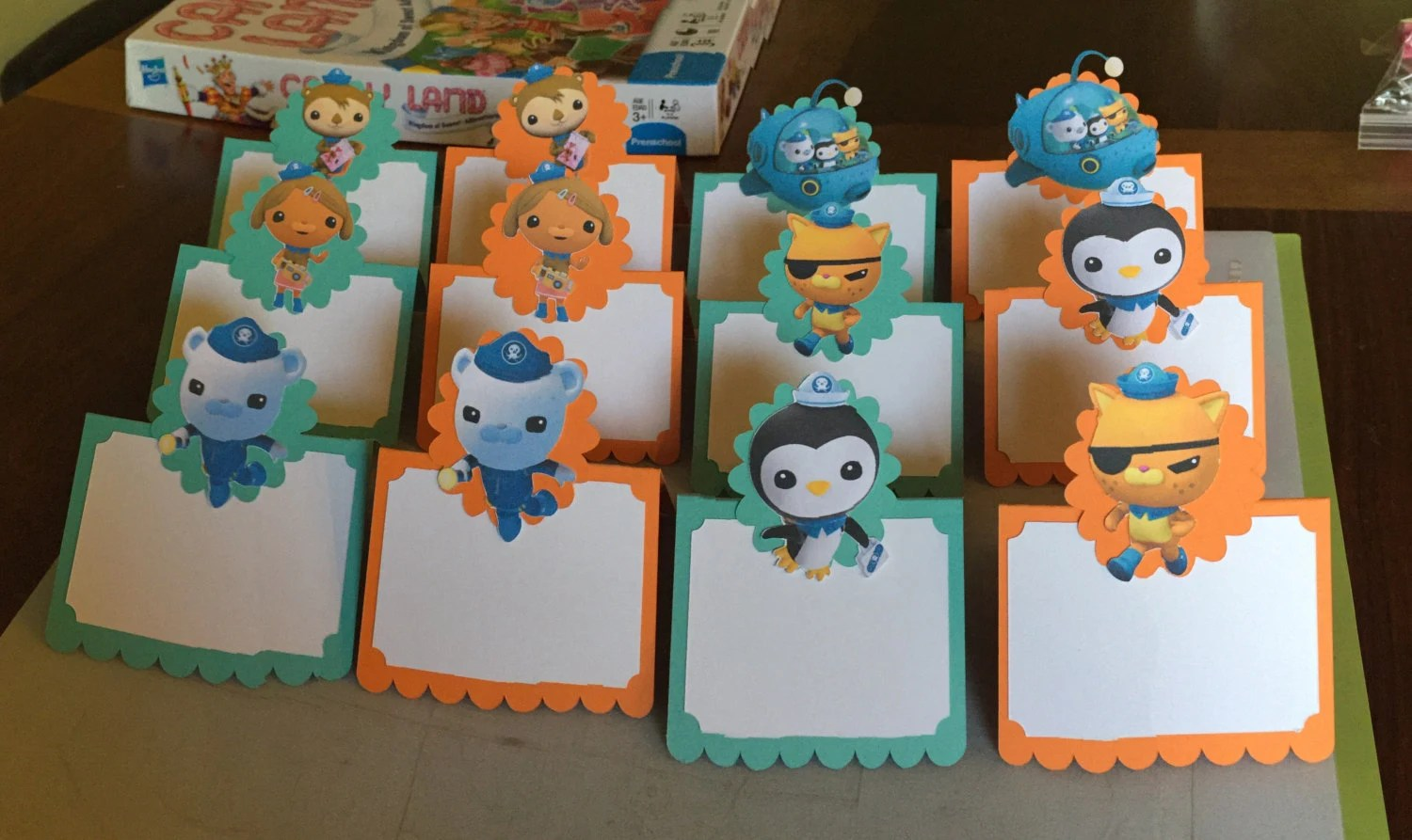 Octonauts Party Ideas For A Boy Birthday Catch My Party