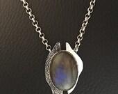 Handmade Silver Labradori...