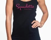 Squadette Womens Fit Tank...