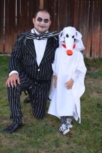 Zero Ghost Dog Halloween Costume Nightmare Before xmas