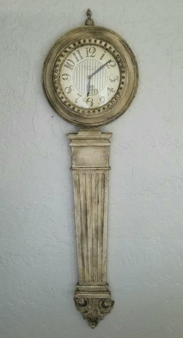 Decorative Metal Wall Clocks Large