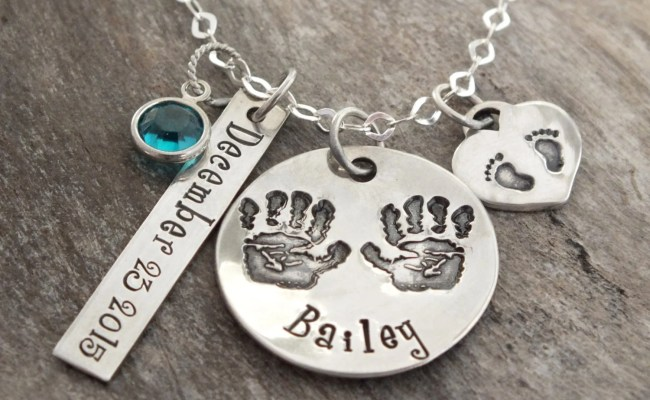 New Mommy Necklace Gift For New Mom Jewelry Mom Personalized