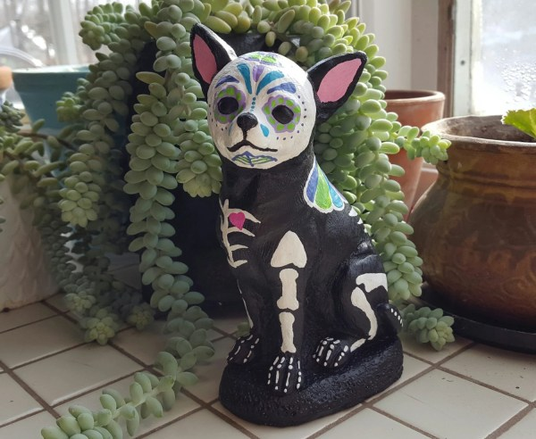 bd94c024 20+ Graphic Sugar Skull Chihuahua Pictures and Ideas on Weric
