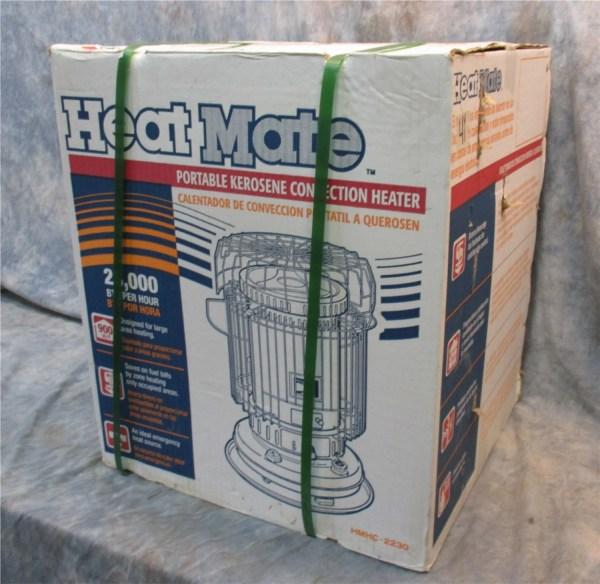 HeatMate Kerosene Heater Portable