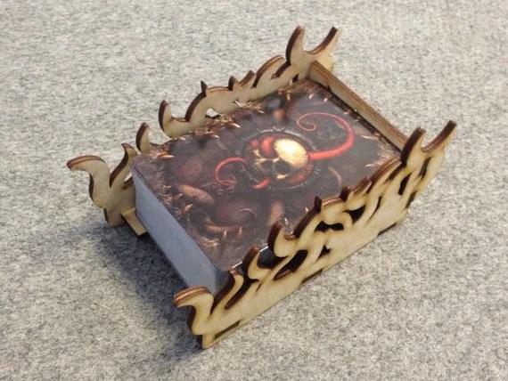 Cthulhu Realms Card Holder