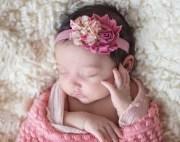 baby headbands hair bows newborn