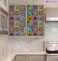 Kitchen/bathroom backsplash Tile/Wall/stair decal : Mexican