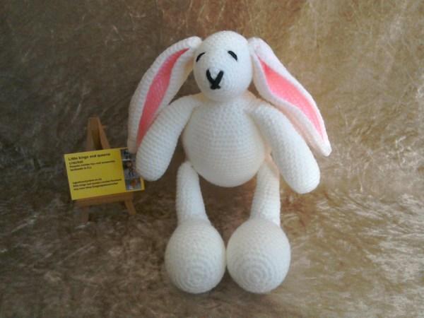 Plush Stuffed Bunny Rabbit