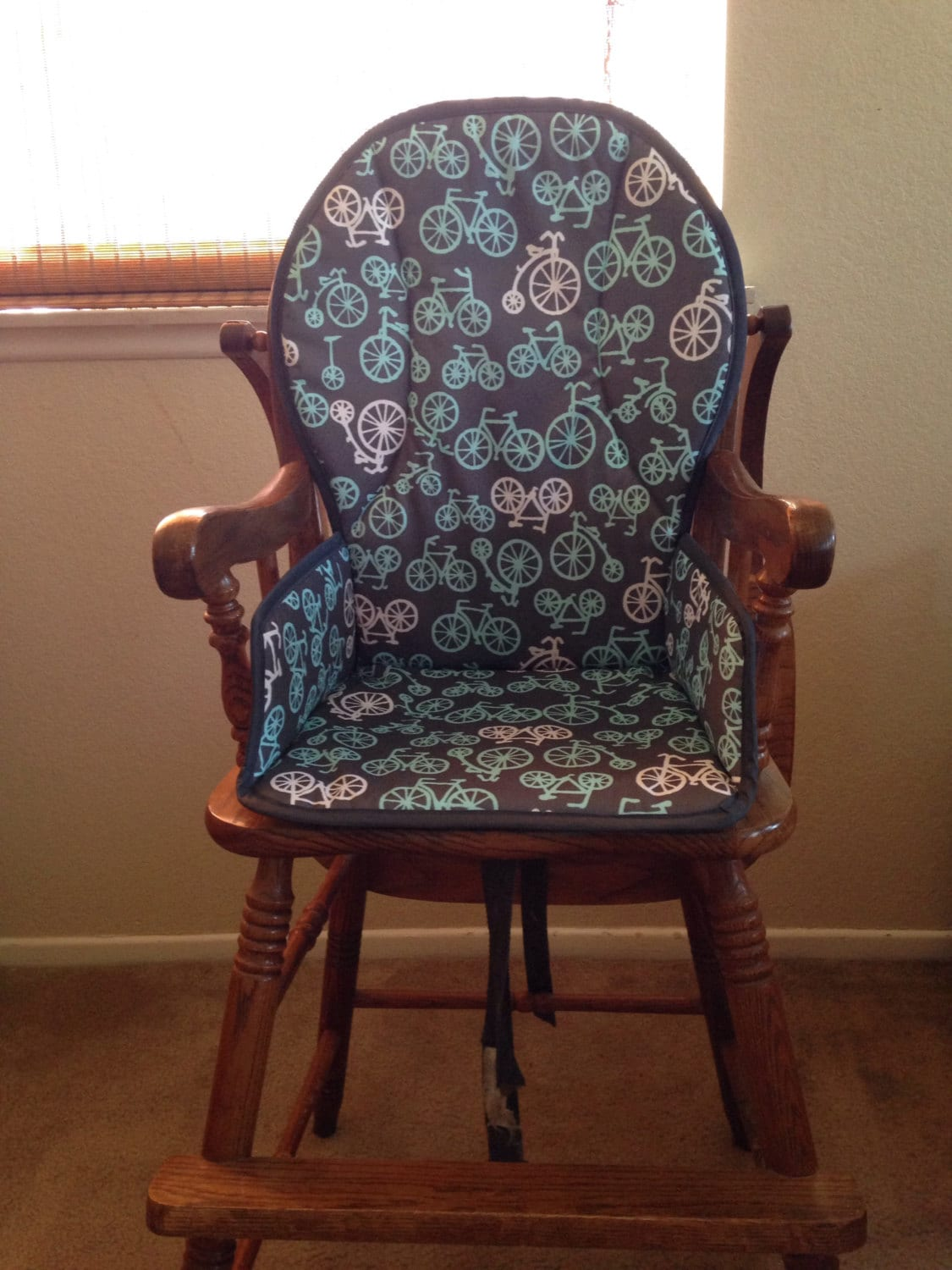 Wooden High Chair Wooden High Chair Cover Design Your Own