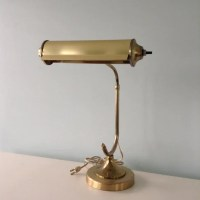 Vintage Desk Lamp Piano Lamp Piano Antique Style Brushed