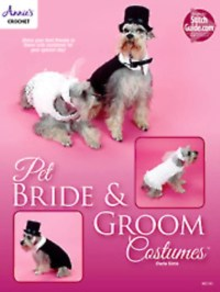 Pet Bride and Groom Costumes Leaflet Brand New from Annie ...