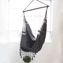Hanging Chair Luxury Pink Papasan Cushion Deluxe Hammock Relax In And Comfort