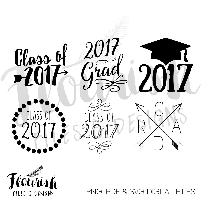 Class Of Digital Cut Files Svg