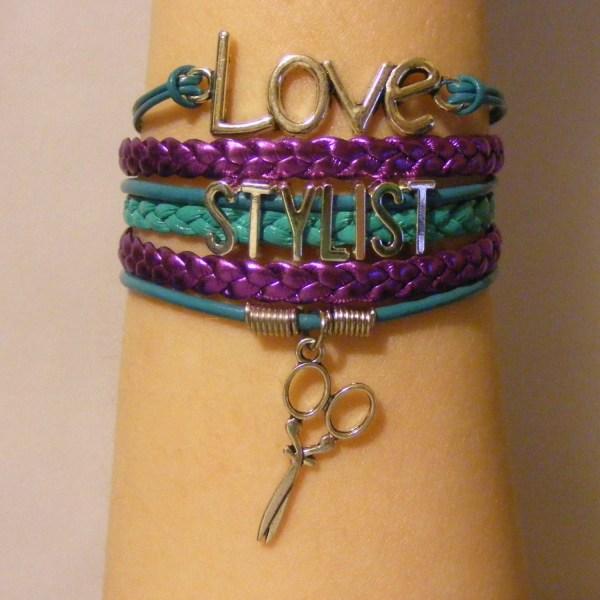 Stylist Bracelet Jewelry Hair