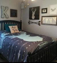 SALE Deer Arrow Bedding for Kids Deer Arrow Duvet for Boys