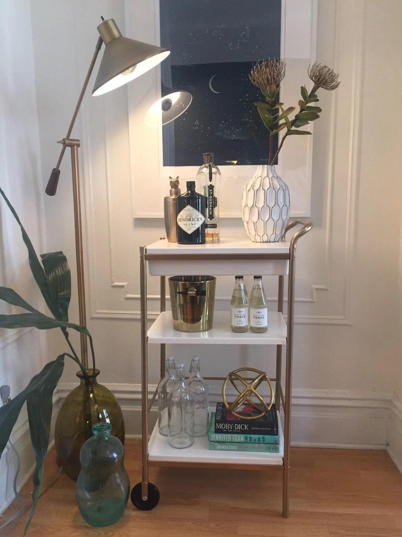 Ikea Kallax Bar Regal Ideen Wohnzimmer