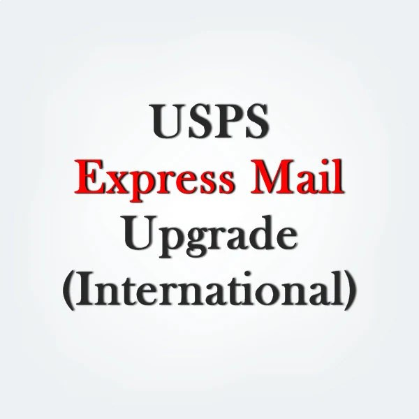 USPS Express Mail Shipping EMS upgrade for by GoldSwan on Etsy