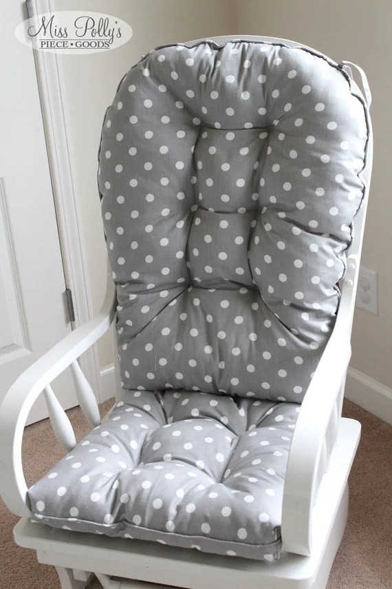 replacement glider rocking chair cushions best swing for baby custom cushions/