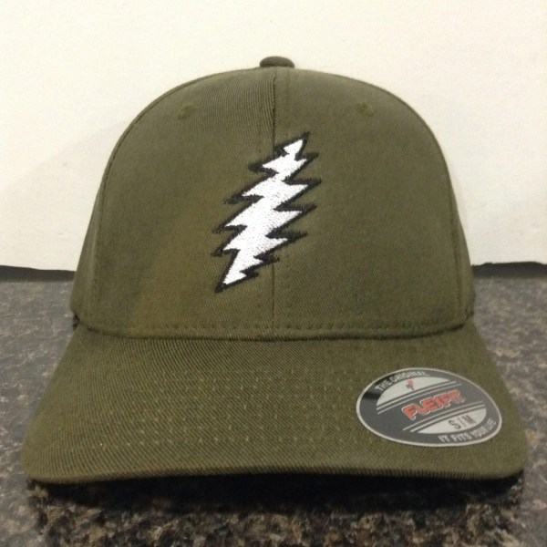 Grateful Dead Lightning Bolt Hat