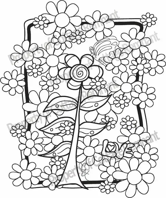 Factory Power Plant Coloring Pages