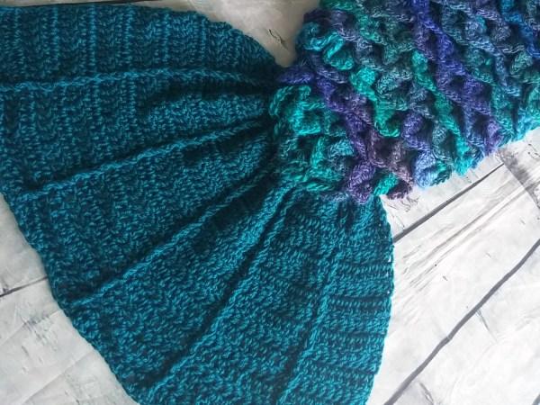 Crochet Crocodile Mermaid Tail Blanket Year Of Clean Water