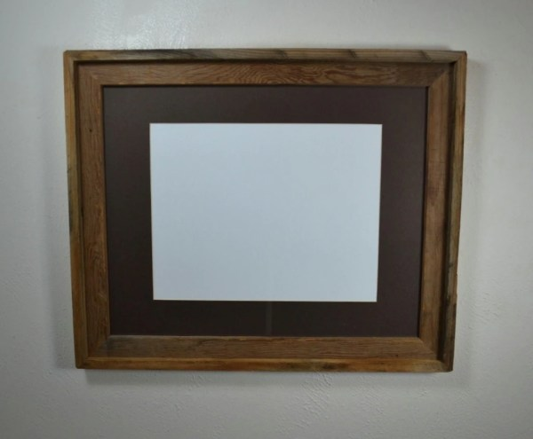 Poster Frame 16x20 Complete With Mat 11x14 12x16 11x17