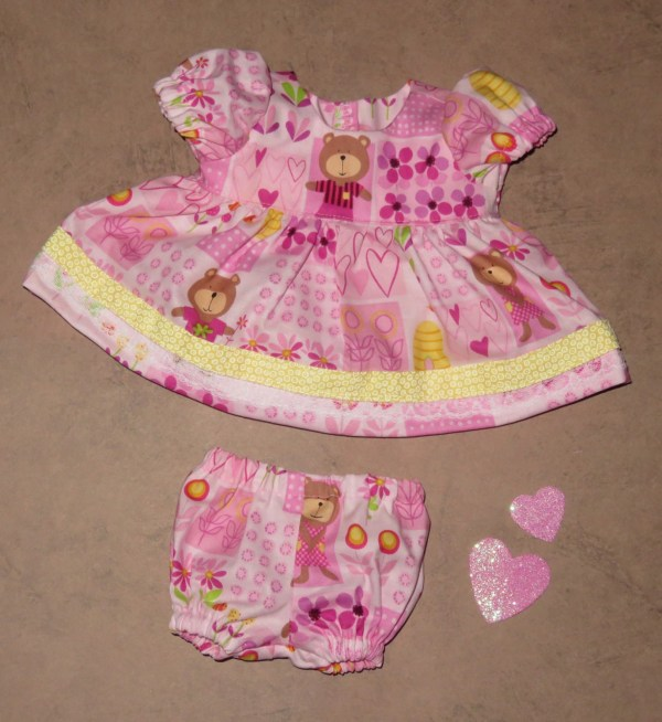 Handmade 11 13 Baby Doll Clothes Springtime
