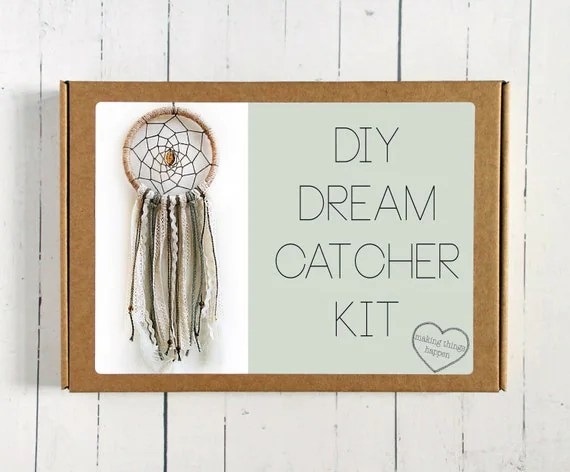 New Year 20% Off Sale Diy Dream Catcher Kit By