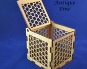 Wooden Curiosity Box: Per...