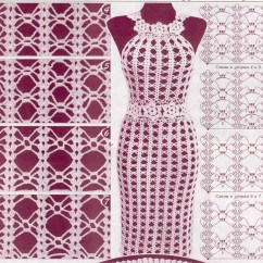 Russian Lace Crochet Scarf Diagram 2001 Dodge Dakota Wiring Stereo Patterns Collection E Book