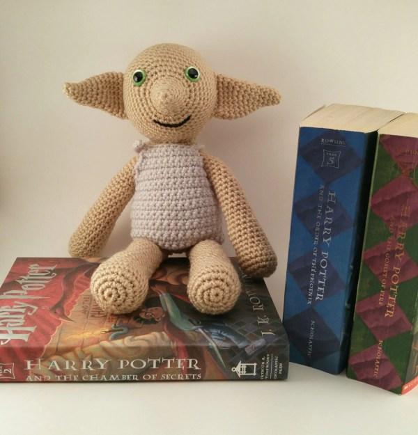 Dobby House Elf Winky And Doll