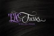 virgin hair logo design extensions