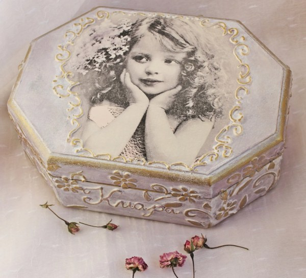 Personalized Girls Jewelry Boxes