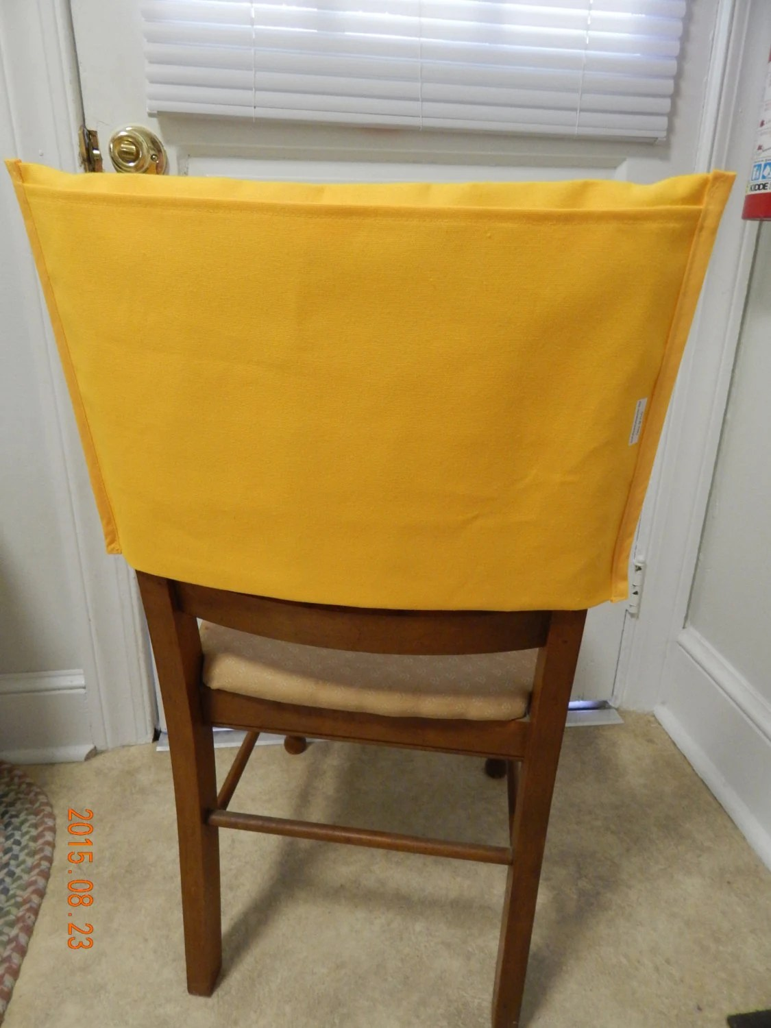 Chair Pockets For Classrooms Chair Back Pocket Premade Yellow 12 Classroom