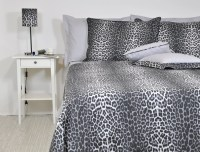Leopard Bedding Set in Full Queen King Size by RoseHomeDecor