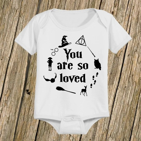 Download You Are So Loved Harry Potter Shirt Harry by SimplyCrafty2010